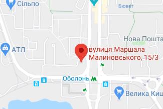 Нотаріус в суботу в Оболонському районі Києва Дудаш Маріанна Мирославівна