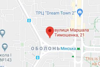 Нотариус в субботу в Оболонском районе Хмарская Лариса Николаевна