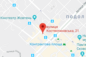 Нотариус в субботу в Подольском районе Киева Деревянко Ольга Витальевна