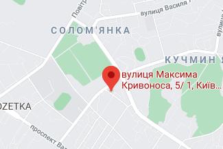 Нотариус в субботу в Соломенском районе - Креденсир Оксана Викторовна